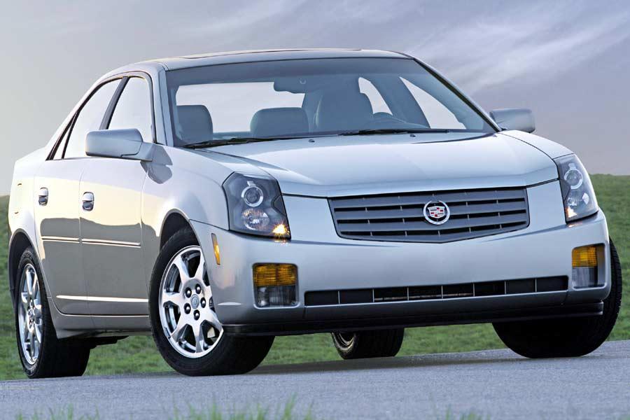 2004 Cadillac CTS Photo 3 of 13