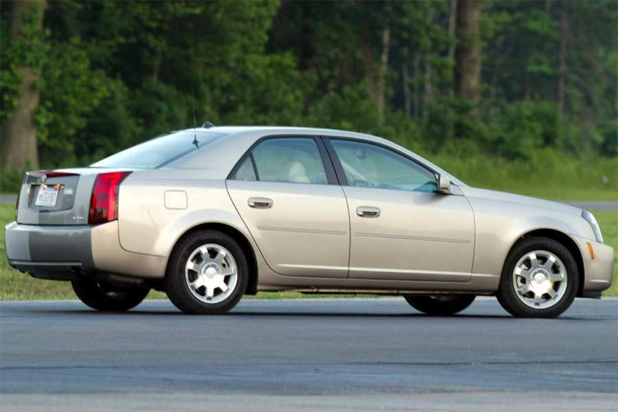 2004 Cadillac CTS Photo 5 of 13