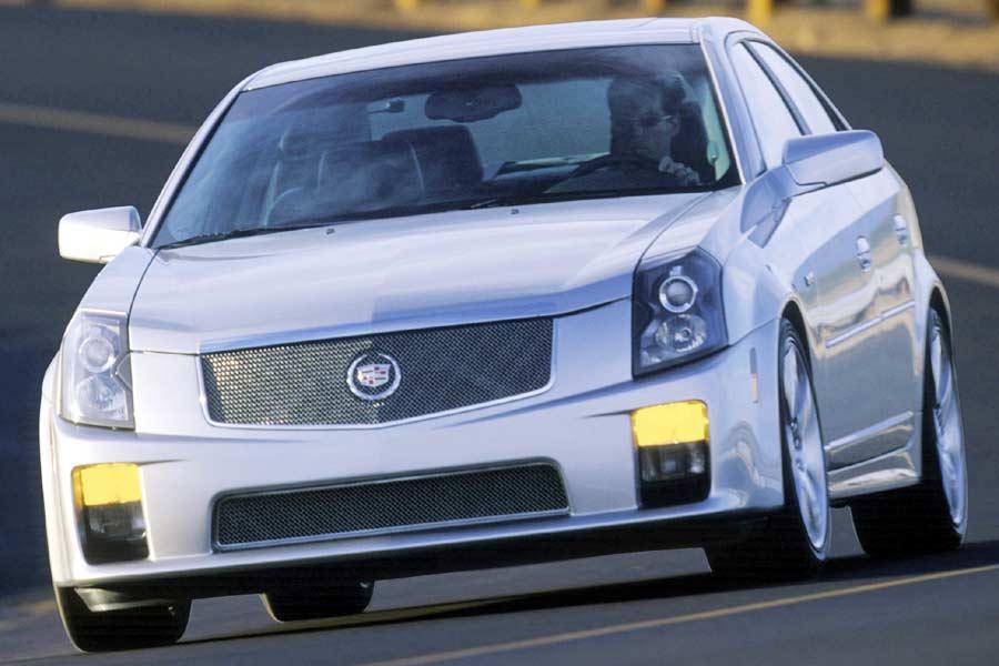 2004 Cadillac CTS Photo 6 of 13