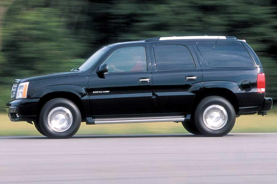2004 Cadillac Escalade Photo 3 of 4