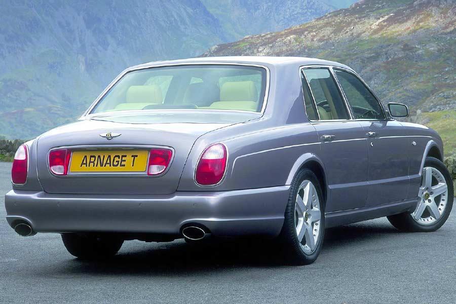 2004 Bentley Arnage Photo 4 of 6