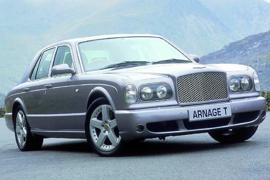 2004 Bentley Arnage Photo 6 of 6
