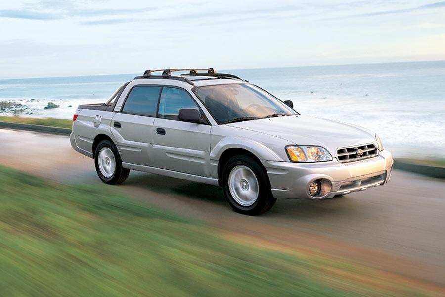 2004 Subaru Baja Photo 2 of 6