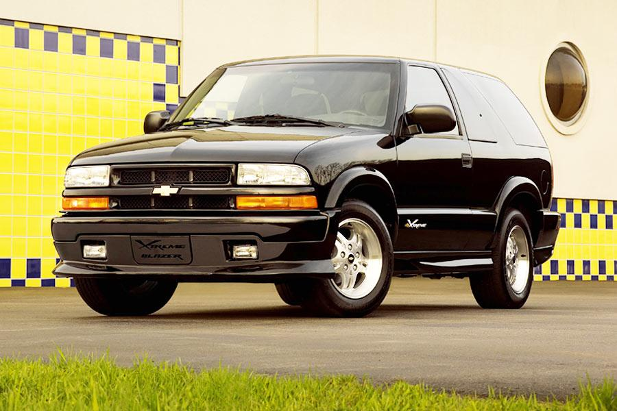 2004 Chevrolet Blazer Photo 4 of 6