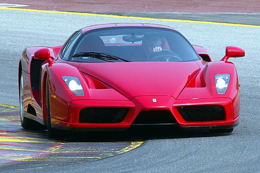 Ferrari Enzo Coupe Models Price Specs Reviews Cars Com