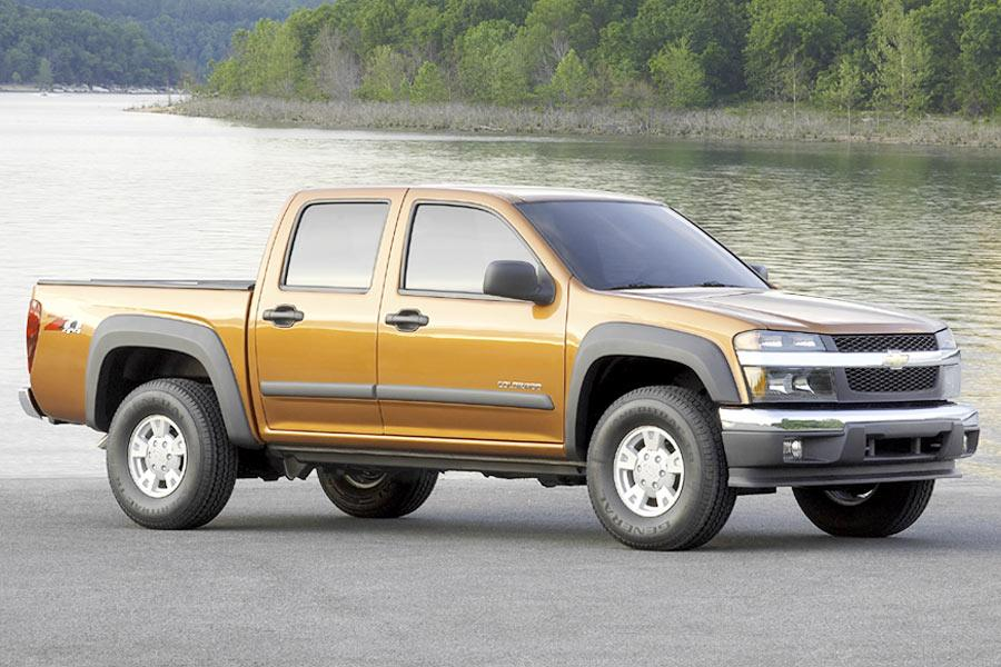 2004 Chevrolet Colorado Photo 3 of 7