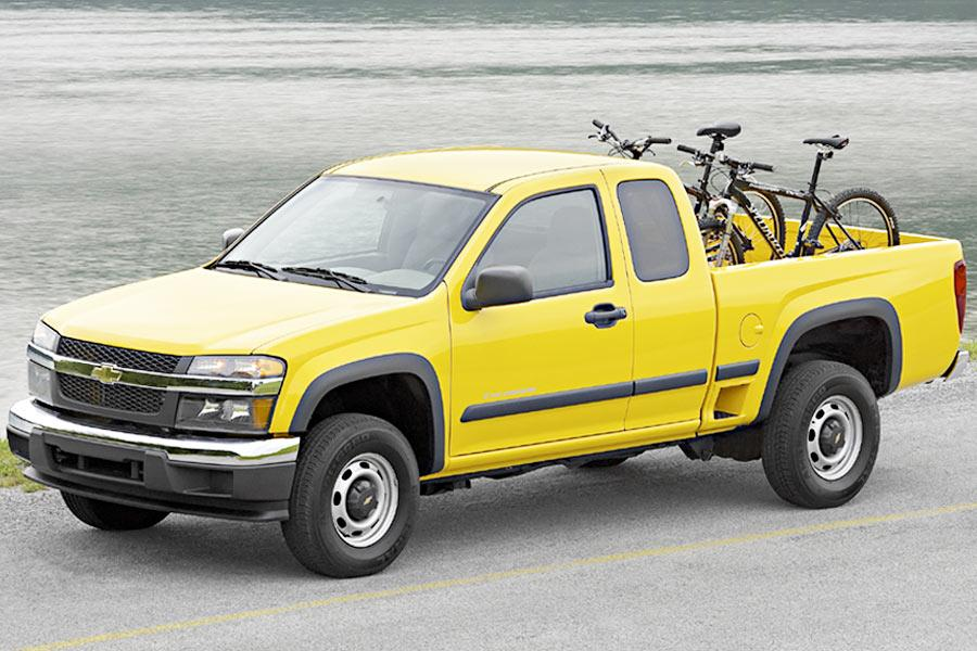 2004 Chevrolet Colorado Photo 5 of 7