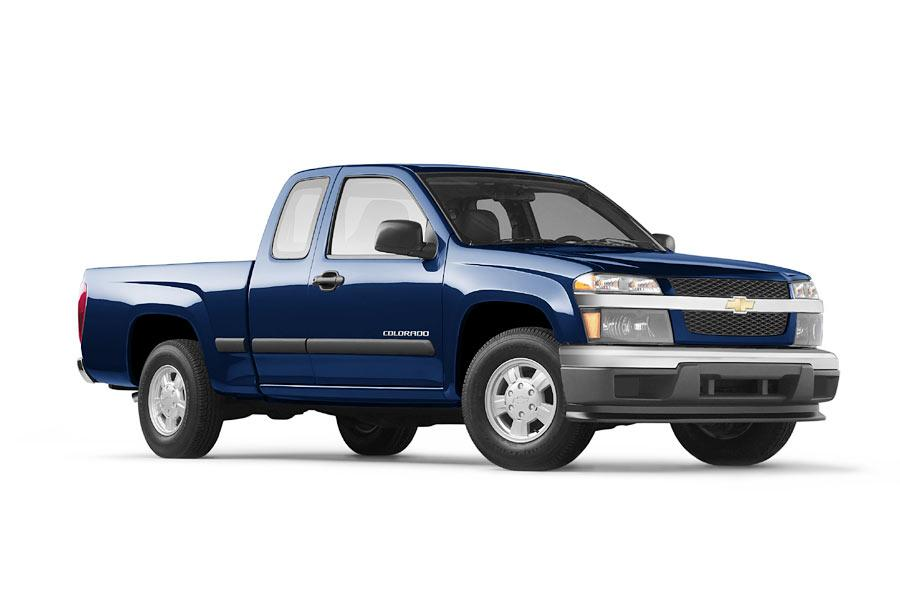 2004 Chevrolet Colorado Photo 1 of 7