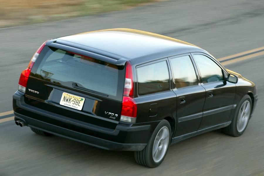 2004 Volvo V70 Photo 4 of 8