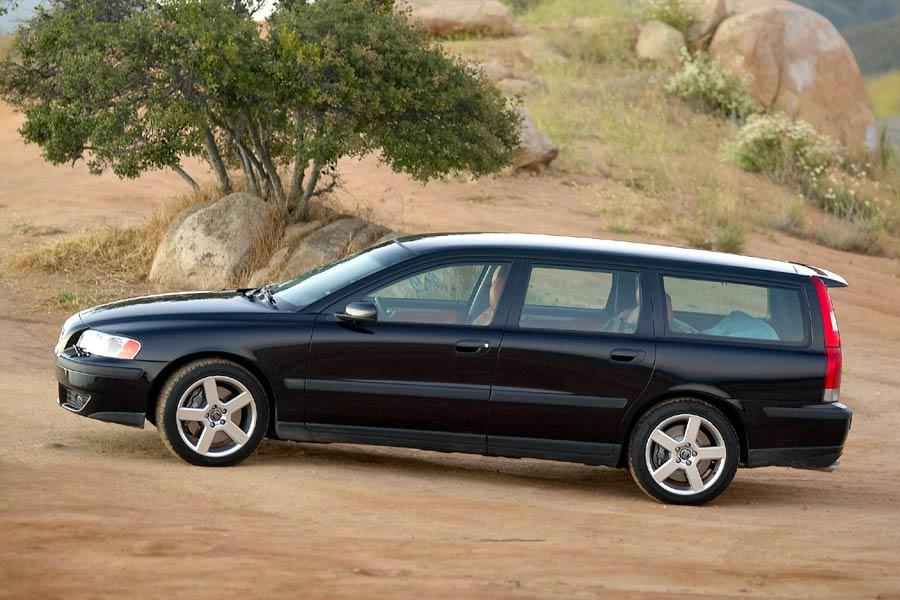 2004 Volvo V70 Photo 5 of 8