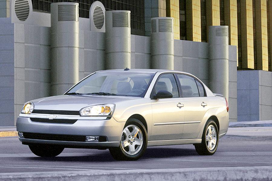 2004 Chevrolet Malibu Photo 1 of 9