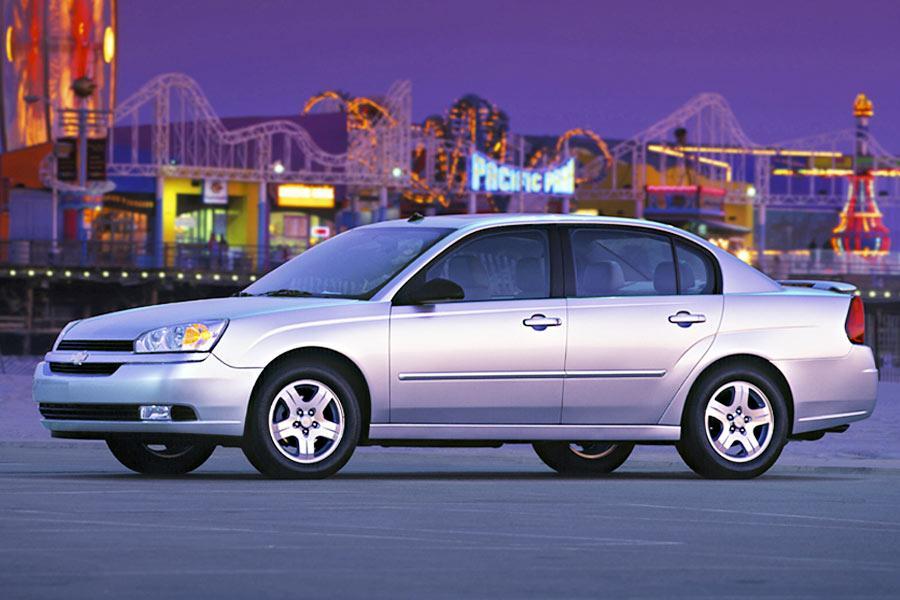 2004 Chevrolet Malibu Photo 3 of 9