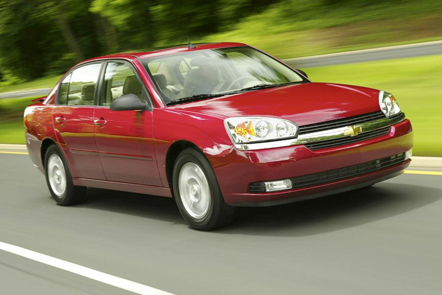 2012 Chevy Malibu For Sale >> 2004 Chevrolet Malibu Reviews, Specs and Prices | Cars.com