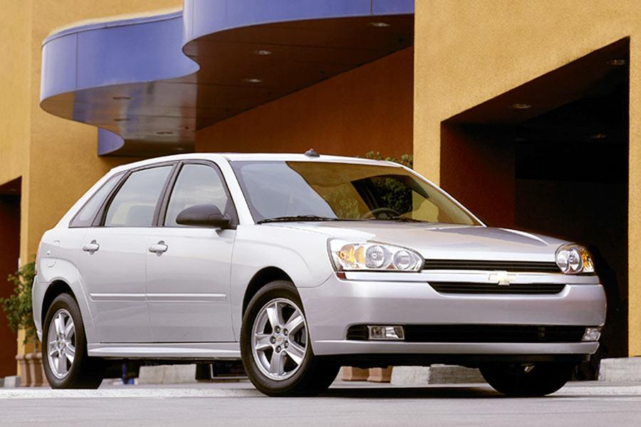 2004 Chevrolet Malibu Maxx Photo 2 of 7