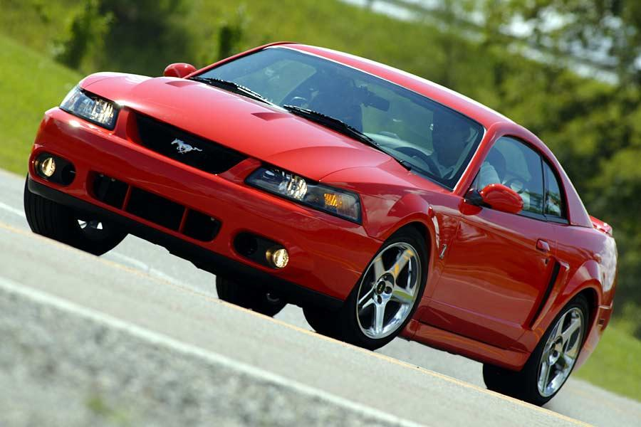 2004 Ford Mustang Photo 1 of 3