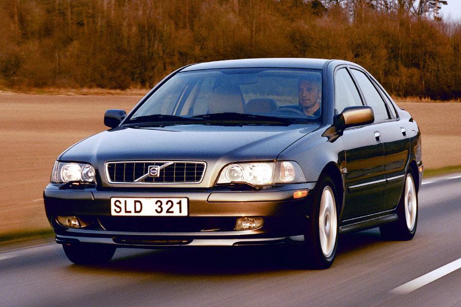 2004 Volvo S40 Photo 4 of 6