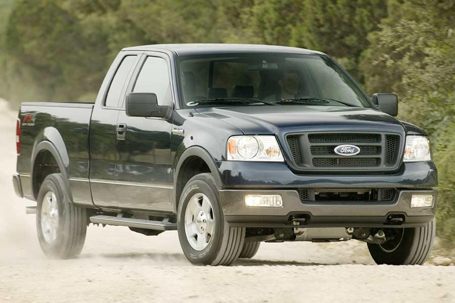 2004 ford f150 reviews specs and prices. Black Bedroom Furniture Sets. Home Design Ideas