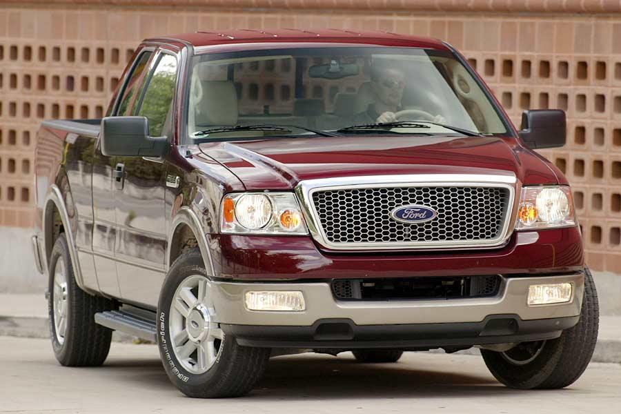2004 Ford F-150 Photo 3 of 7