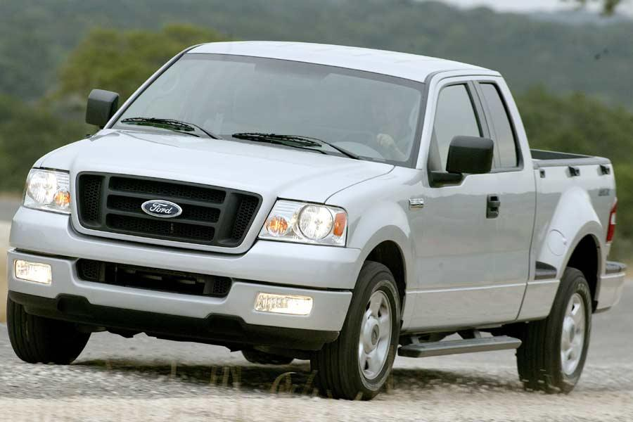 2004 Ford F-150 Photo 4 of 7