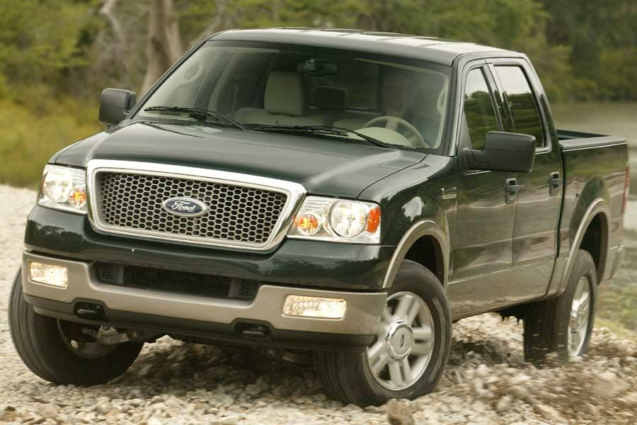 2004 Ford F-150 Photo 5 of 7