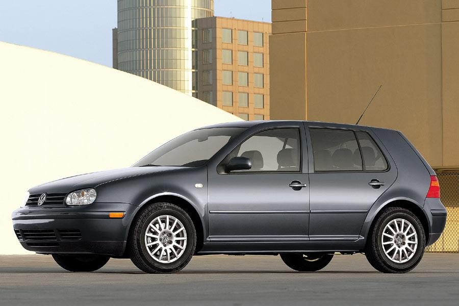 2004 Volkswagen Golf Reviews, Specs and Prices | Cars.com