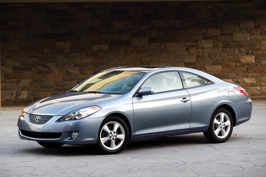2004 Toyota Camry Solara Photo 4 of 9