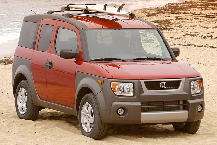 2004 Honda Element Photo 4 of 9