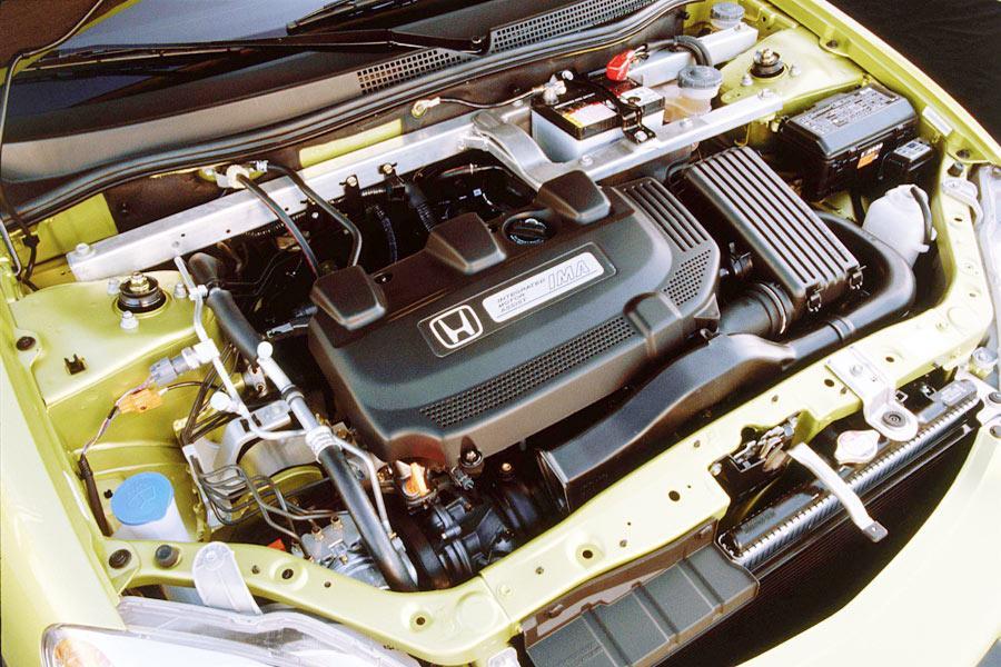 2004 Honda Insight Photo 5 of 7