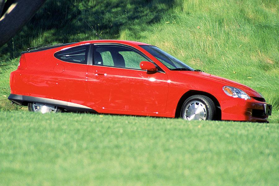 2004 Honda Insight Photo 2 of 7