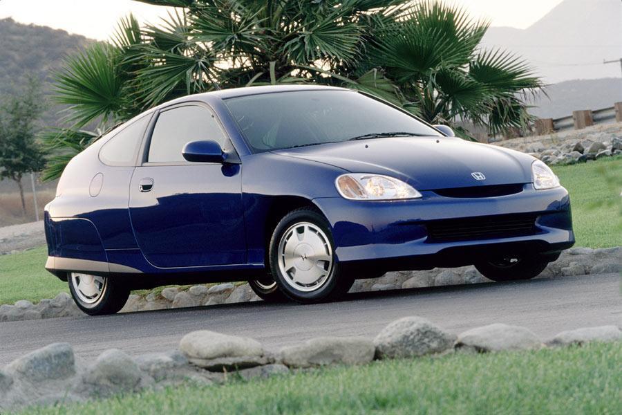 2004 Honda Insight Photo 4 of 7