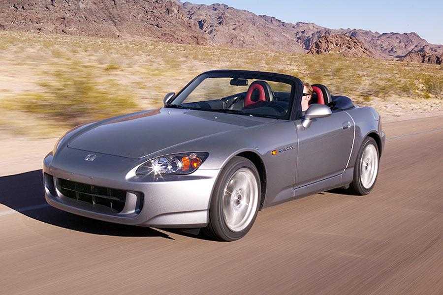 2004 Honda S2000 Photo 3 of 10