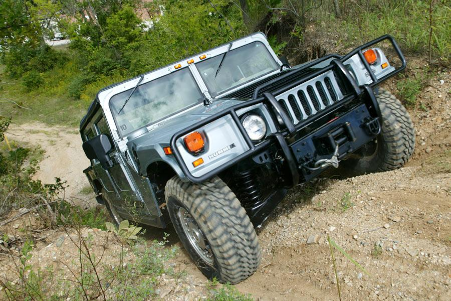 2004 Hummer H1 Photo 1 of 10