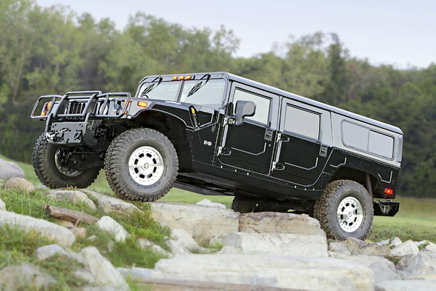 2004 Hummer H1 Photo 4 of 10