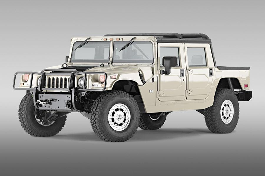 2004 Hummer H1 Photo 6 of 10