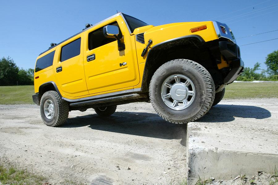 2004 Hummer H2 Photo 3 of 7