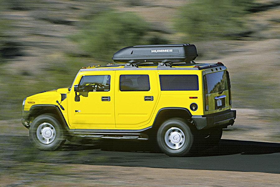 2004 Hummer H2 Photo 4 of 7