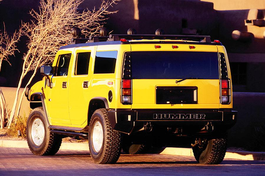2004 Hummer H2 Photo 5 of 7
