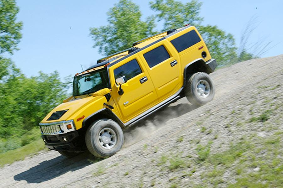2004 Hummer H2 Photo 6 of 7