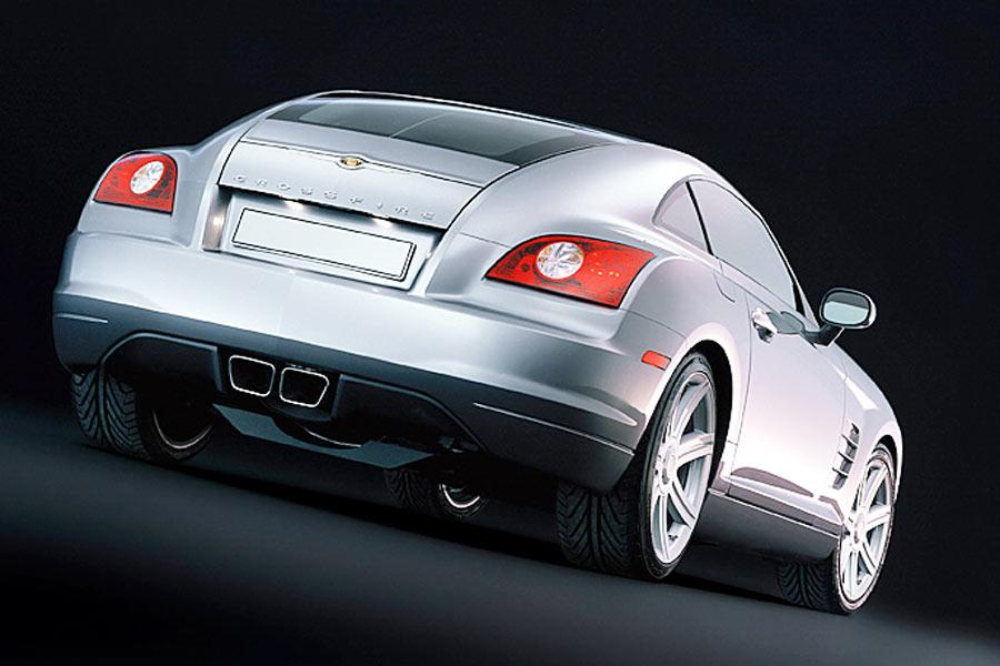 2004 Chrysler Crossfire Photo 5 of 25