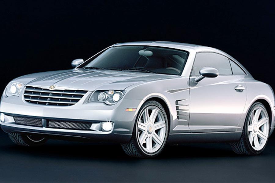 2004 Chrysler Crossfire Photo 6 of 25