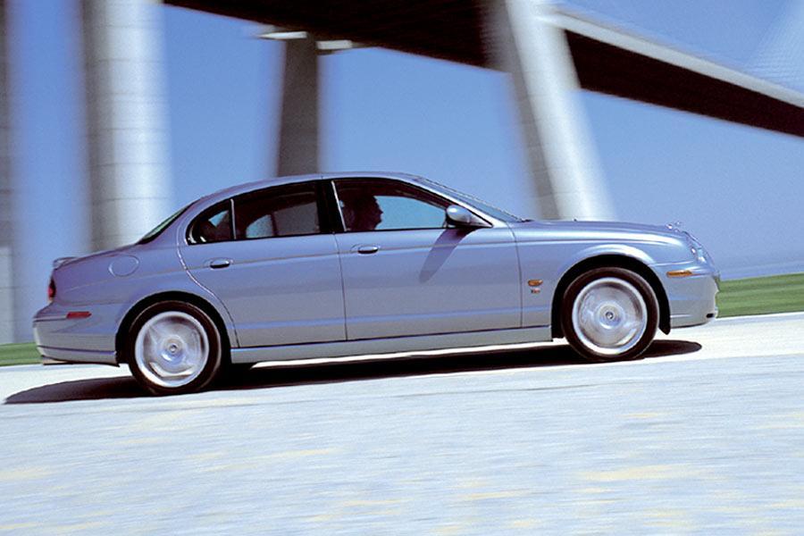 2004 Jaguar S-Type Photo 3 of 8