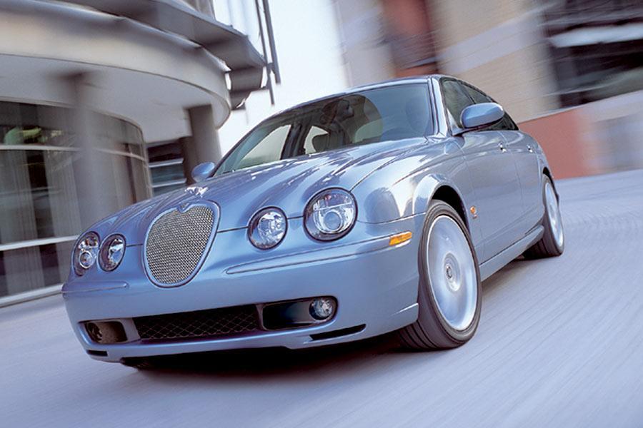 2004 Jaguar S-Type Photo 4 of 8