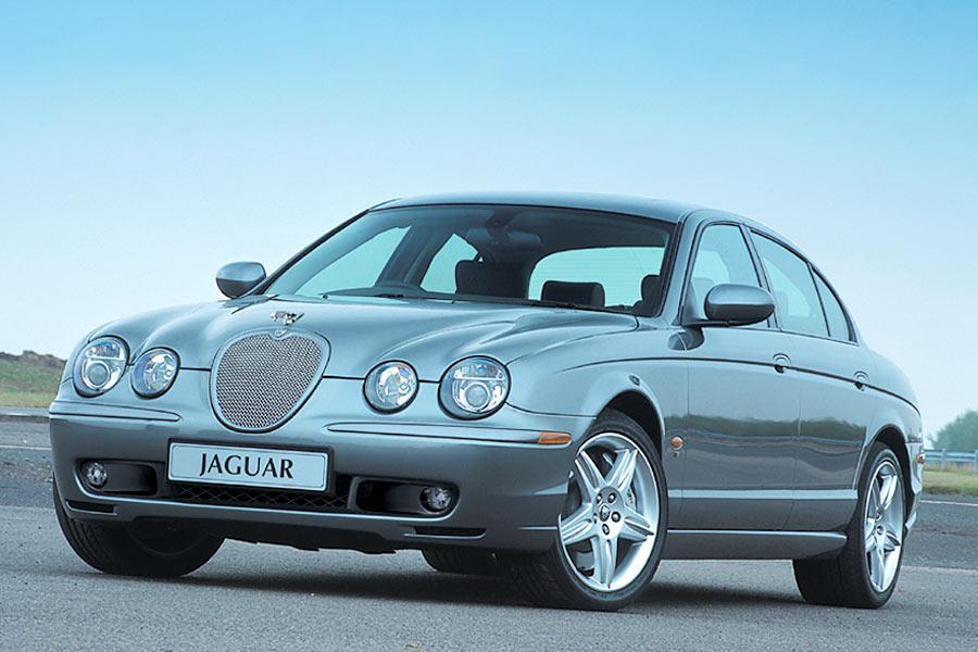 2004 Jaguar S-Type Photo 5 of 8