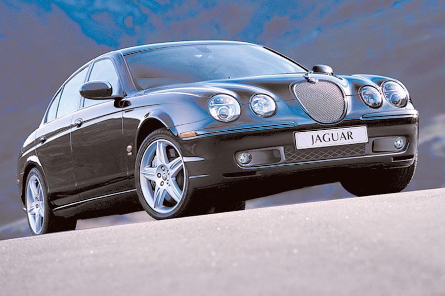 2004 Jaguar S-Type Photo 6 of 8
