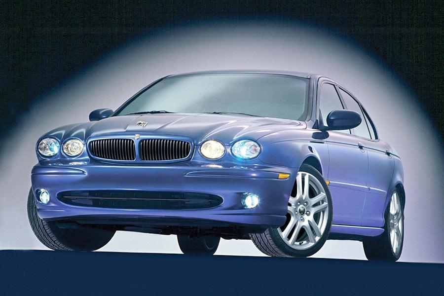 2004 Jaguar X-Type Photo 4 of 9