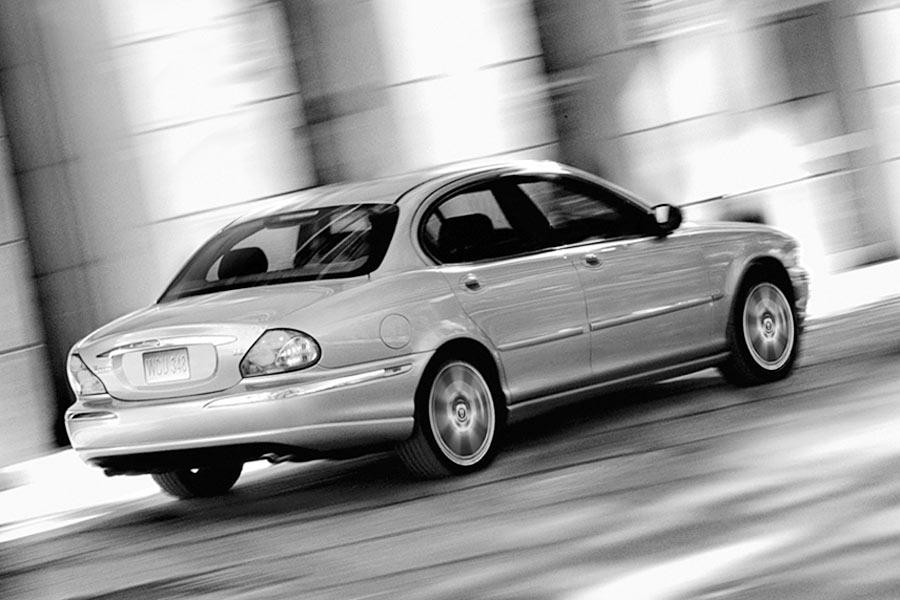 2004 Jaguar X-Type Photo 5 of 9