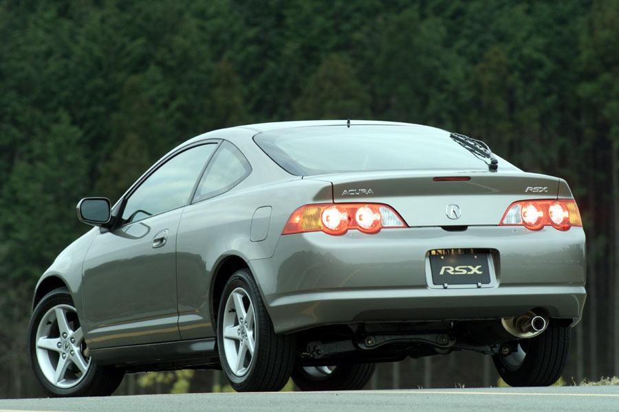 2004 Acura RSX Photo 2 of 8