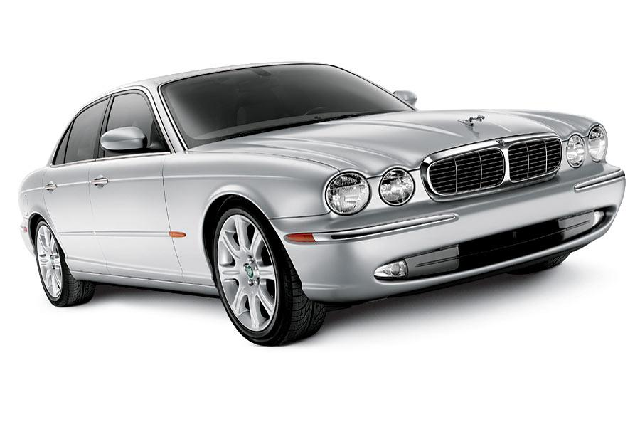 2004 Jaguar Xj8 Overview