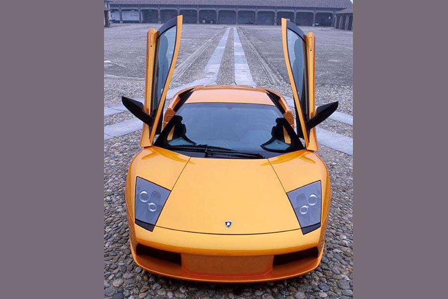 2004 Lamborghini Murcielago Photo 2 of 6