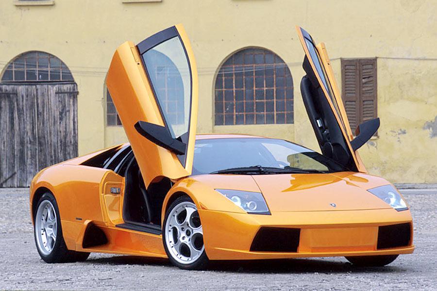 2004 Lamborghini Murcielago Photo 3 of 6